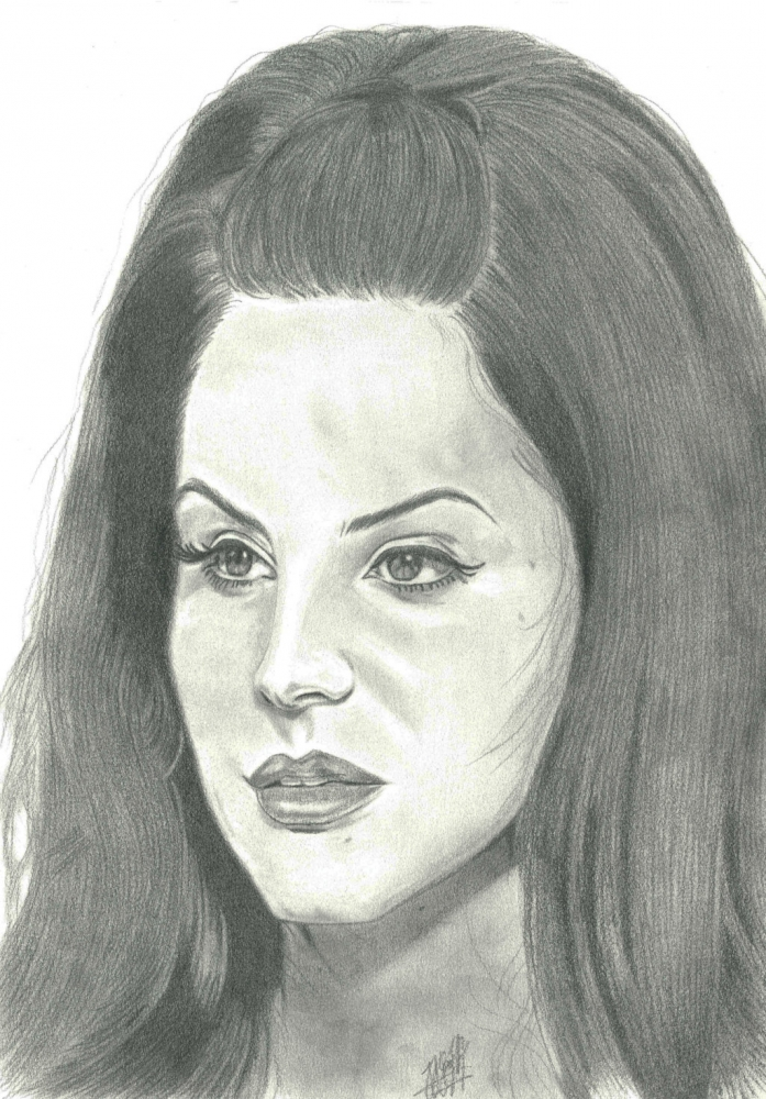 Lana Del Rey by jjg2018